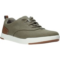 Sapatos Homem Sapatilhas Clarks 26140323 Verde