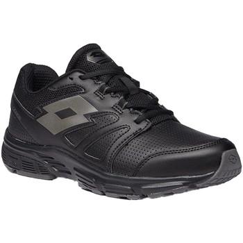 Sapatos Homem Sapatilhas Lotto 210693 Preto