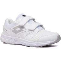 Sapatos Homem Sapatilhas Lotto 210694 Branco