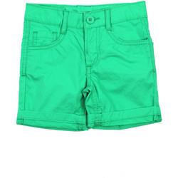 Textil Criança Shorts / Bermudas Losan 015-9655AL Verde