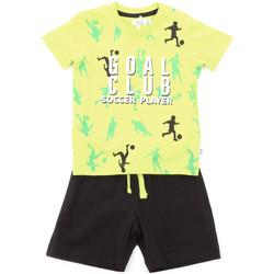 Textil Rapaz Conjunto Melby 90L9100 Verde