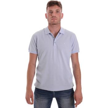 Textil Homem Polos mangas curta Navigare NV82108 Azul
