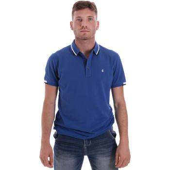 Textil Homem Polos mangas curta Navigare NV82113 Azul