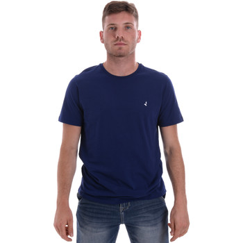 Textil Homem T-Shirt mangas curtas Navigare NV31126 Azul
