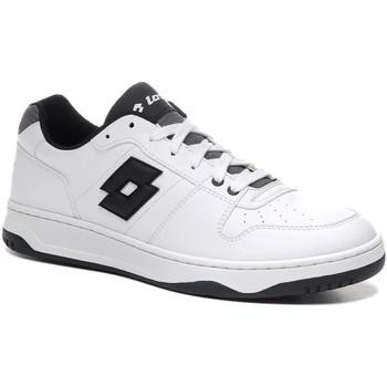 Sapatos Homem Sapatilhas Lotto 212069 Branco