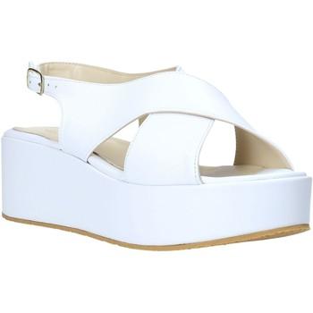 Sapatos Mulher Sandálias Esther Collezioni Z039 Branco