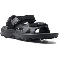 Sapatos Homem Sandálias Lotto L52294 Preto