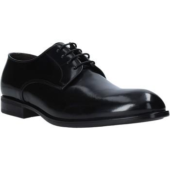 Sapatos Homem Sapatos Exton 1394 Preto
