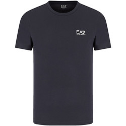 Textil Homem T-Shirt mangas curtas Ea7 Emporio Armani 8NPT51 PJM9Z Azul