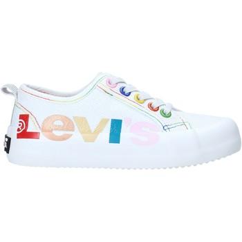 Sapatos Criança Sapatilhas Levi's VBET0003T Branco