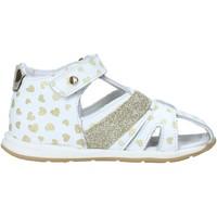 Sapatos Rapariga Sandálias Melania ME0819A0S.B Branco