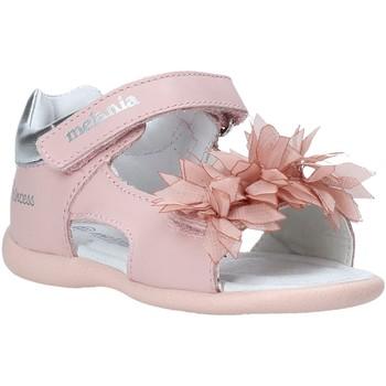 Sapatos Rapariga Sandálias Melania ME0800A0S.B Rosa