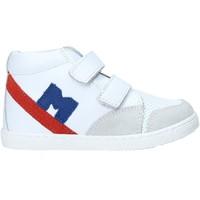 Sapatos Criança Sapatilhas Melania ME0905A0S.B Branco