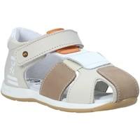 Sapatos Criança Sandálias Melania ME0815A0S.C Bege