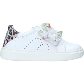 Sapatos Rapariga Sapatilhas Melania ME2274D0S.A Branco