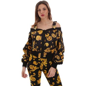 Textil Mulher Sweats Versace C0HVB932S0774899 Preto