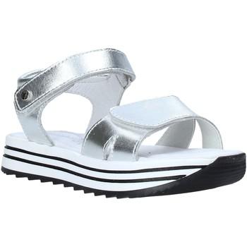 Sapatos Rapariga Sandálias Melania ME4107D0S.A Prata