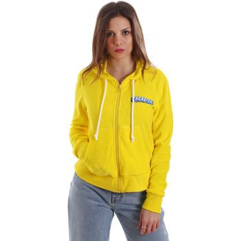 Textil Mulher Sweats Versace B6HVB79715633630 Amarelo