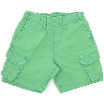 Textil Criança Shorts / Bermudas Melby 20G7250 Verde
