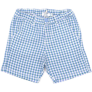 Textil Criança Shorts / Bermudas Melby 20G7260 Azul