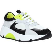 Sapatos Criança Sapatilhas Melania ME6207F0S.A Preto