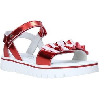 Sapatos Rapariga Sandálias Melania ME6044F0S.C Vermelho