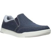 Sapatos Homem Slip on Clarks 26132626 Azul