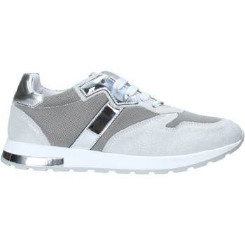 Sapatos Rapariga Sapatilhas Melania ME6203F0S.F Prata