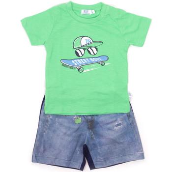 Textil Criança Conjunto Melby 20L7270 Verde