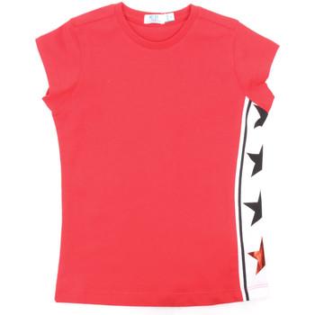 Textil Rapariga T-Shirt mangas curtas Melby 70E5645 Vermelho
