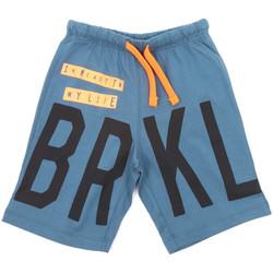 Textil Criança Fatos e shorts de banho Melby 70F5574 Azul