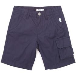 Textil Criança Shorts / Bermudas Melby 79G5584 Azul