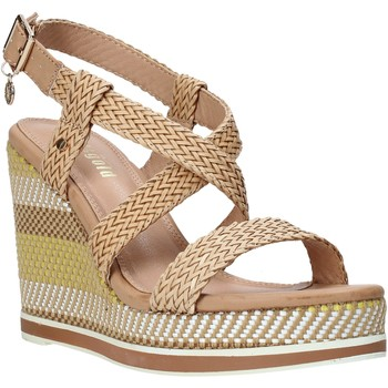 Sapatos Mulher Sandálias Gold&gold A20 GJ346 Rosa