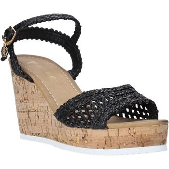 Sapatos Mulher Sandálias Gold&gold A20 GJ263 Preto