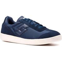 Sapatos Homem Sapatilhas Lotto 210755 Azul