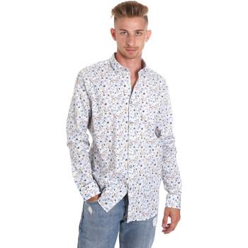 Textil Homem Camisas mangas comprida Sseinse CE491SS Branco