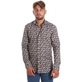 Textil Homem Camisas mangas comprida Betwoin DIONISIOÙ Branco