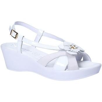 Sapatos Mulher Sandálias Susimoda 269743 Branco