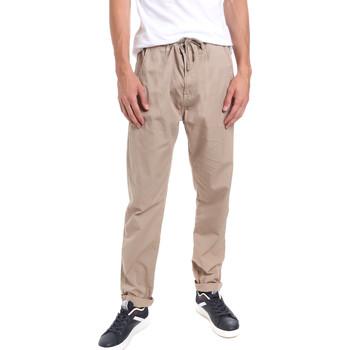 Textil Homem Chinos Gaudi 011BU25015 Bege