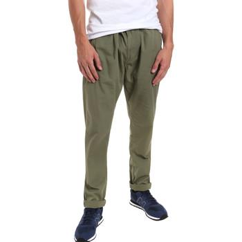 Textil Homem Chinos Gaudi 011BU25015 Verde