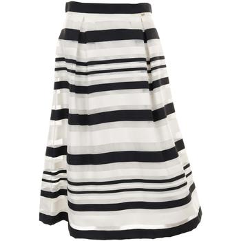 Textil Mulher Saias Gaudi 811FD75001 Preto