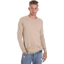 Textil Homem camisolas Sseinse ME1504SS Bege