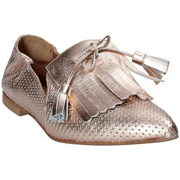 Sapatos Mulher Mocassins Mally 6190 Rosa
