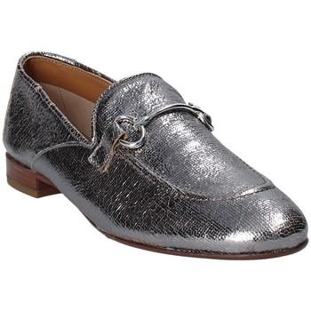 Sapatos Mulher Mocassins Mally 6105 Cinzento