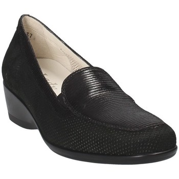 Sapatos Mulher Mocassins Melluso R30506E Preto