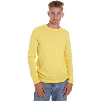 Textil Homem camisolas Sseinse ME1504SS Amarelo