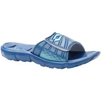 Sapatos Homem chinelos Lotto 211100 Azul