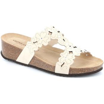 Sapatos Mulher Chinelos Grunland CB2491 Branco