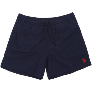 Textil Homem Fatos e shorts de banho U.S Polo Assn. 56488 52458 Azul
