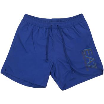 Textil Homem Fatos e shorts de banho Ea7 Emporio Armani 902000 0P738 Azul